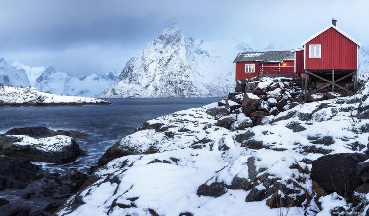 Oleg Rest Lofoten islands