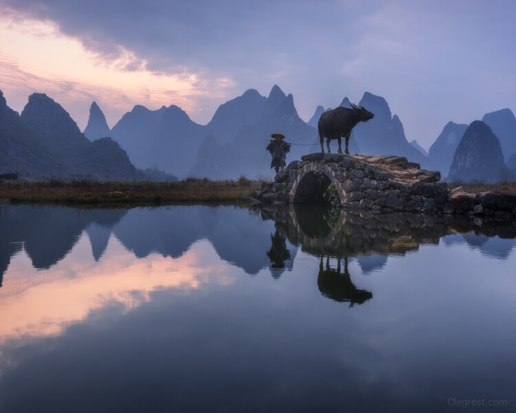 Oleg Rest China