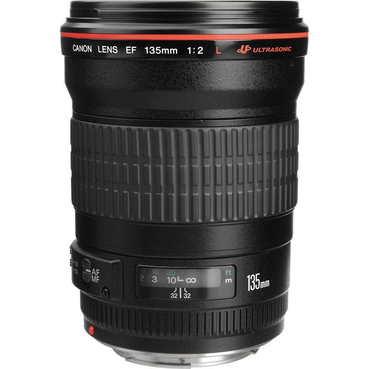 Canon EF 135 mm f/2L USM