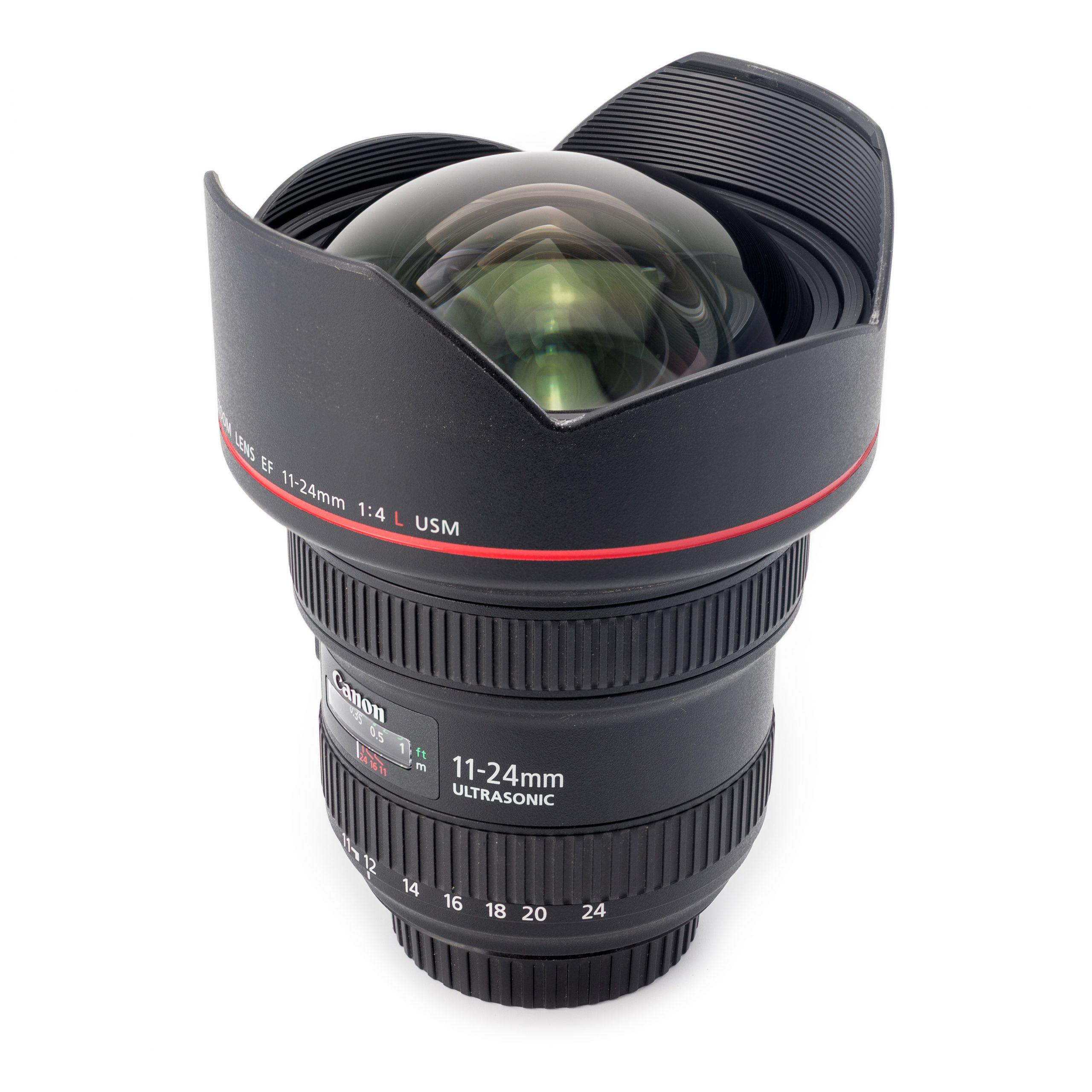 Canon EF 11-24 mm f/4L USM